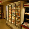 Frozen food case